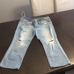 American Eagle jeans size 14 regular standard